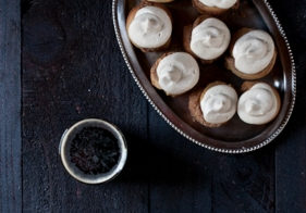 Miniature Coffee Stout Cinnamon Buns